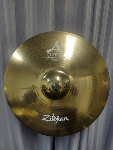 Zildjian A Custom 20 th Anniversary Medium Thin Ride 21''