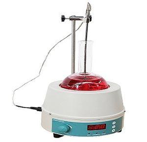 Manta de aquecimento de agitação magnética e digital, 500 mL - 98-III-B