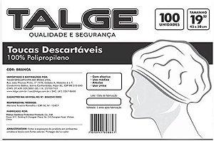 Touca Descartável Sanfonada TNT - Talge