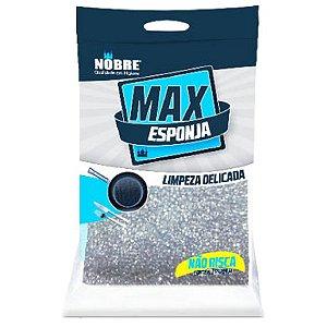 Esponja Max Limpeza Delicada - Nobre