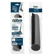 Refil do rodo de espuma 27cm (c/espremedor duplo) - Nobre