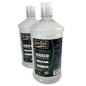 Shampoo Coco Repair 1 Litros - Ouribel