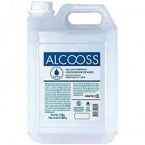Álcool em gel anti-séptico 5 Litros - OSS