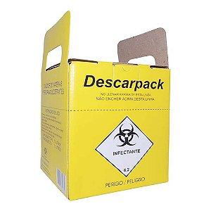 Caixa Coletora 13 litros - Descarpack
