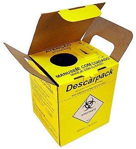 Caixa Coletora Descarpack 1,5 Litros
