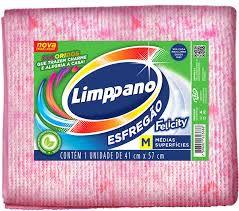 Esfregão Felicity Médias Superfícies - Limppano