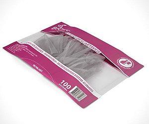 Luva Descartavel Plástica Cx c/ 100 Pcts - BeCare