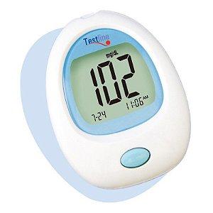 Medidor de Diabetes Digital - Testline