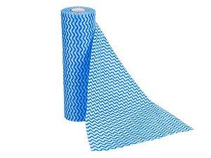 Pano Multiuso Azul 25cmx30m - Descarpack