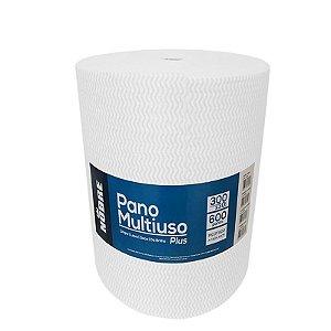 Pano Multiuso Branco 28cm X 300m - Nobre