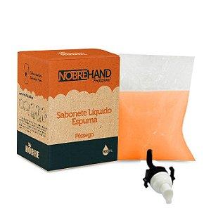 Sabonete Espuma Bag 600ml Pêssego - Nobre