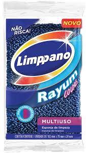Esponja Rayum Colors - Limppano
