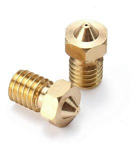 Bico E3DV6 0.4 mm (2 PEÇAS)