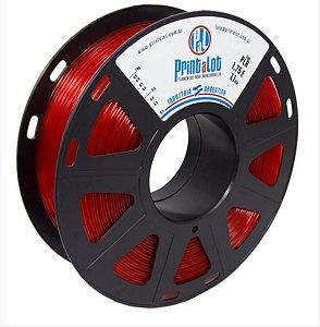 PLA Vermelho Translucido 1.75mm