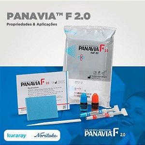 Cimento Resinoso Dual Panavia F 2.0 Half Light - Kuraray