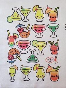 Para Fecha treco - Drinks