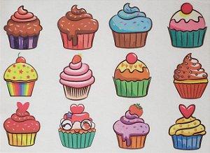Para Fecha treco - Cupcake