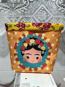 Cachepo Frida rostinho