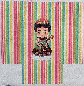 Cachepo Frida Listrada