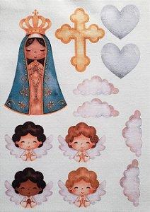 Kit mobile Nossa Senhora Aparecida