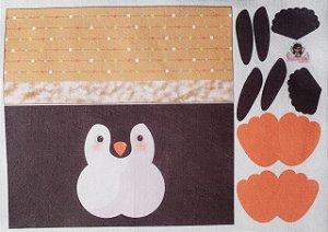 Pinguim Dorival Porta Doce 5