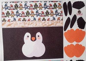 Pinguim Dorival Porta Doce 7