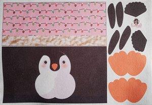 Pinguim Dorival Porta Doce 1