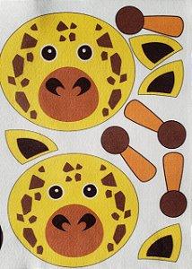 Aquecedor de Ouvido Girafa