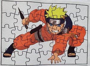 Quebra Cabeça Naruto