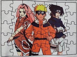 Quebra Cabeça Naruto 2