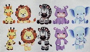 Animais do Safari