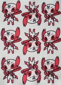Mascote Tokio 2