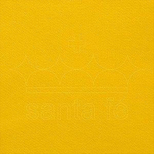 Feltro Liso Santa Fé Amarelo Canário 100x140cm