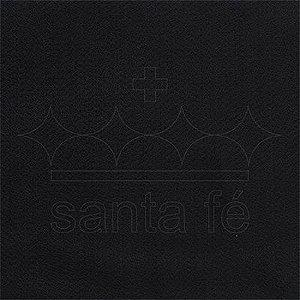 Feltro Liso Santa Fé Preto 100x140cm
