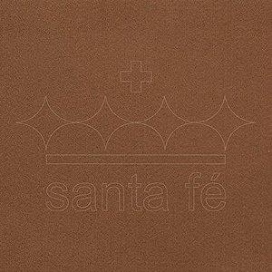 Feltro Liso Santa Fé Marrom 100x140cm