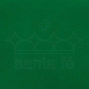 Feltro Liso Santa Fé Verde Brilhar 100x140cm