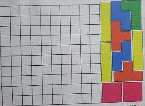 Livro - Pagina o Tetris
