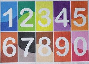Livro - Números para alinhavos 1
