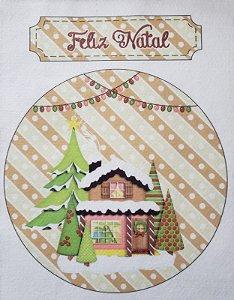 Enfeite de Porta Feliz Natal 7