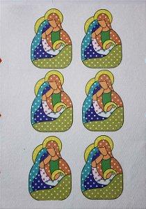 Sagrada Família Patchwork 1