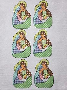 Sagrada Família Patchwork 3