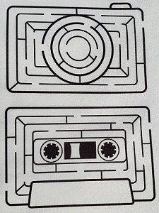 Livro - Labirintos para Páginas 1