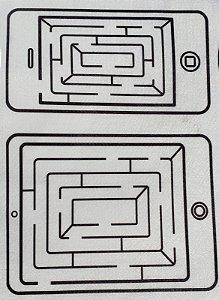 Livro - Labirintos para Páginas 2