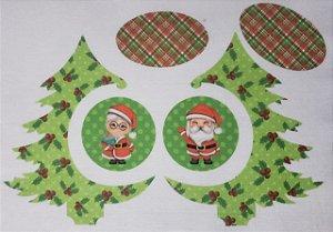 Pinheiro de Natal de Mesa com Bolinhas 4