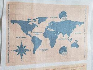 Mapas - Por onde andei