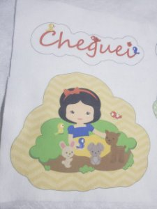 Placa de Porta Maternidade 2