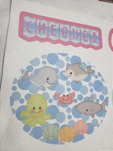 Placa de Porta Maternidade 3