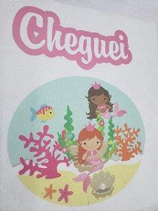 Placa de Porta Maternidade 7