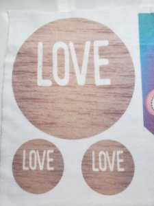 Para recortes - Love