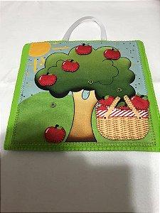Livro Didático - Arvore de frutinhas